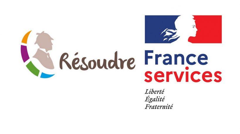 Résoudre labellisé France Service