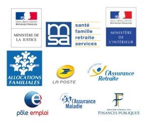 Les 9 partenaires France services